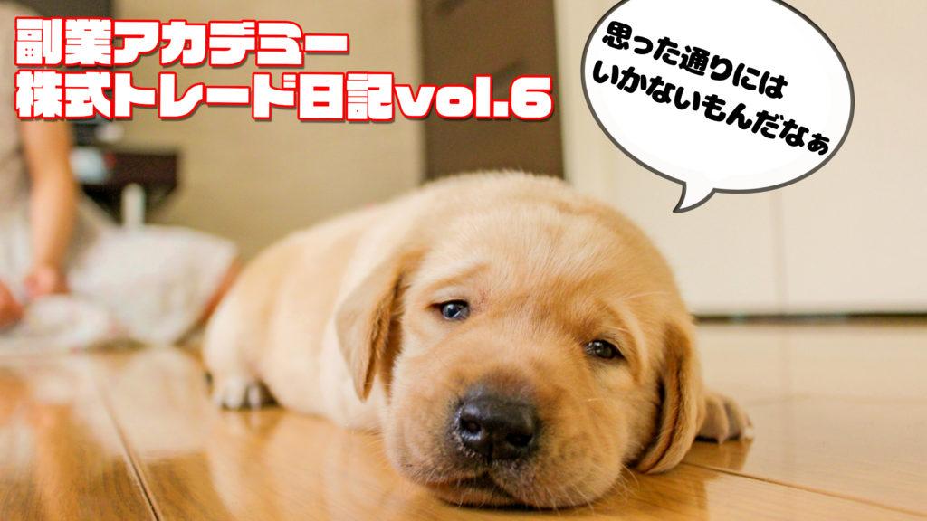トレード日記vol6